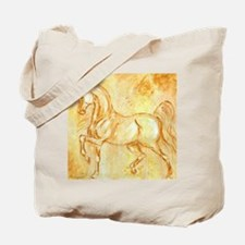 Ancient Horse Tote Bag