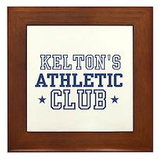 Kelton Framed Tile