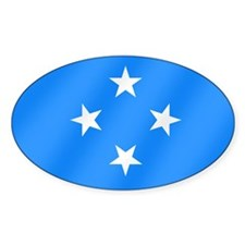 Flag of Micronesia Decal