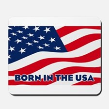 Born in the USA Mousepad