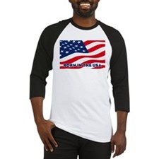 Born in the USA Baseball Jersey