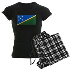 Solomon Islands Flag Pajamas