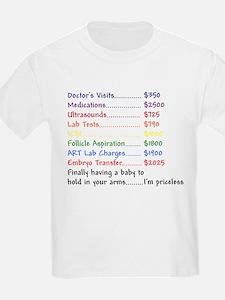 IVF Baby T-Shirt