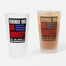 REMEMBER 1986 - PROTECT AMERICAN WORKERS Drinking
