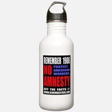 REMEMBER 1986 - PROTECT AMERICAN WORKERS Water Bot