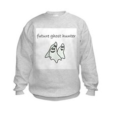 future ghost hunter Sweatshirt