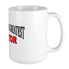 """The World's Greatest Pastor"" Mug"