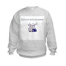 future astronomer Sweatshirt