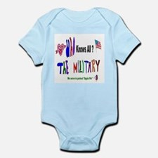 Military Body Suit