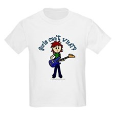 (Bettis) Custom Bass Guitar Kids T-Shirt