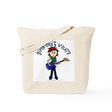 (Bettis) Custom Bass Guitar Tote Bag