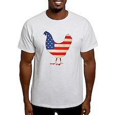 American Chicken T-Shirt
