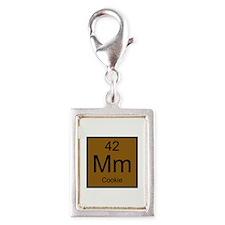 Mm Cookie Element Silver Portrait Charm