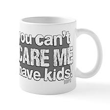 Cant Scare a Parent Small Mug