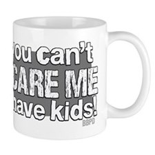 Cant Scare a Parent Small Mug