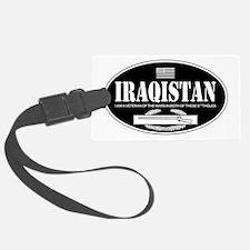 Iraqistan CIB Luggage Tag