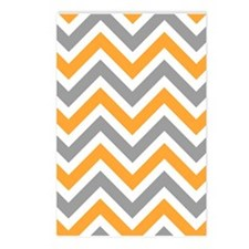 'Zigzag' Postcards (Package of 8)