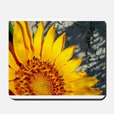 Sunset Sunflower Mousepad