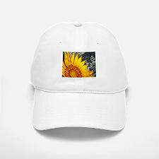 Sunset Sunflower Baseball Baseball Cap