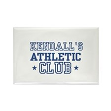 Kendall Rectangle Magnet