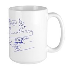 Pilz-E Artwork Mug