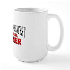 """The World's Greatest Personal Trainer"" Coffee Mug"