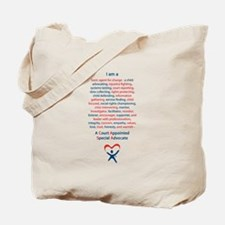 I am a CASA Tote Bag