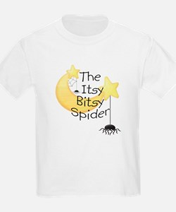 The Itsy Bitsy Spider Baby/ T-Shirt