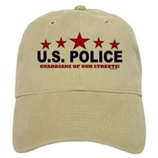 U.S. Police Guardians Of Our Streets Baseball Cap