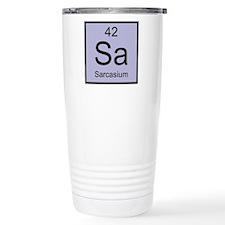 Sa Sarcasium Element Travel Mug