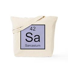 Sa Sarcasium Element Tote Bag