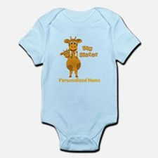 Personalized Sisters Body Suit