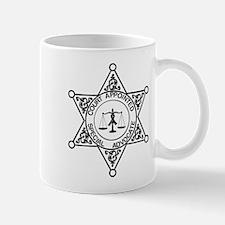 CASA Badge Mug