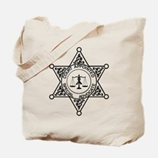 CASA Badge Tote Bag