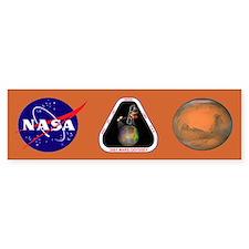 2001 Mars Odyssey Bumper Sticker