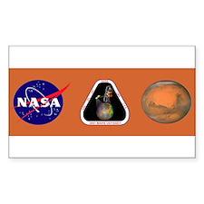 2001 Mars Odyssey Decal