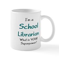 school librarian Mug