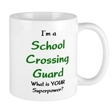 school crossing guard Mug