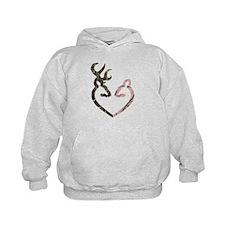 Deer Heart Hoodie