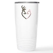 Deer Heart Travel Mug
