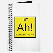 Ah! Element of Surprise Journal