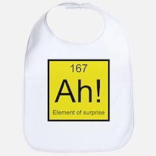 Ah! Element of Surprise Bib