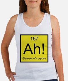 Ah! Element of Surprise Women's Tank Top