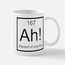 Ah! Element of Surprise Mug