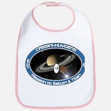 Cassini Saturn Bib