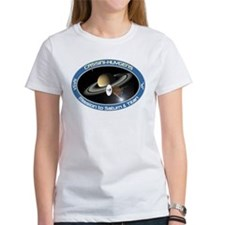 Cassini Saturn Tee