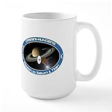 Cassini Saturn Mug