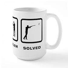 Skeet Shooting Mug