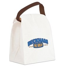 The Great Beckham Canvas Lunch Bag