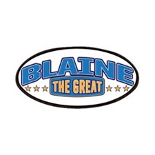 The Great Blaine Patches